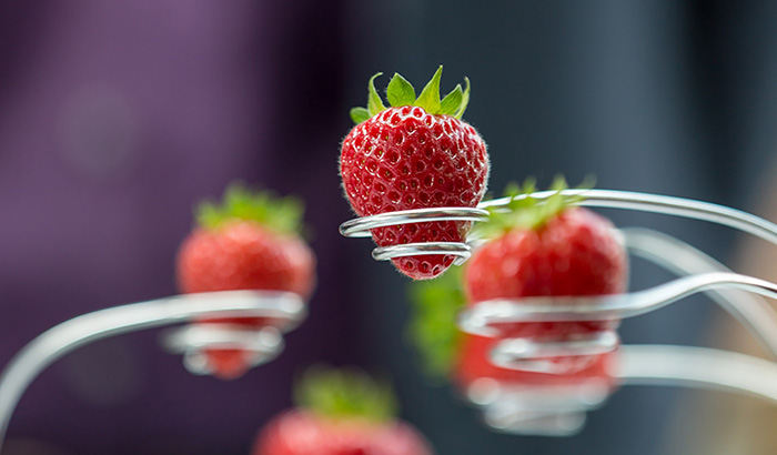 Sun-free yet summer sweet strawberries build the case for a vertical farm