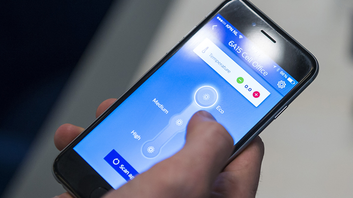Philips Connected Lighting Smartphone App