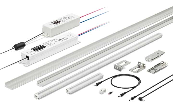 Philips OEM InteGrade LED systems
