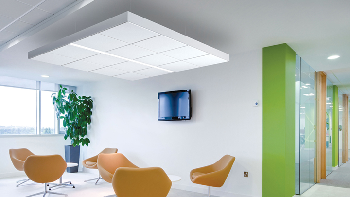 Armstrong® Formations™ Acoustical Clouds