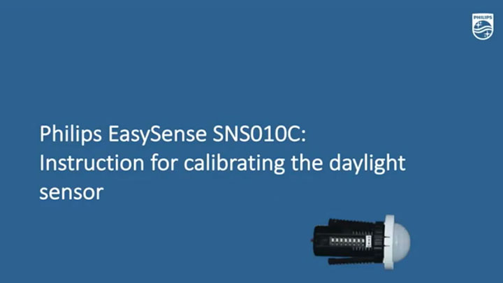 Daylight calibration video thumbnail