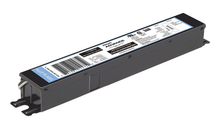 Philips Advance CertaDrive Indoor LED Drivers