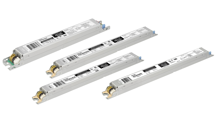 Philips Advance 347V indoor LED drivers with SimpleSet family