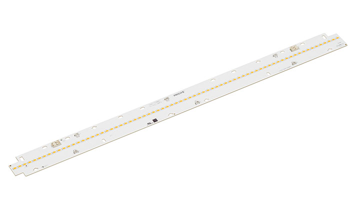 Philips Fortimo LED Line High Flux PR 2ft 4000lm 1R NA
