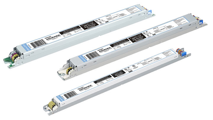 Philips Advance Xitanium 40W, 54W and 75W step-dimming LED drivers with SimpleSet technology