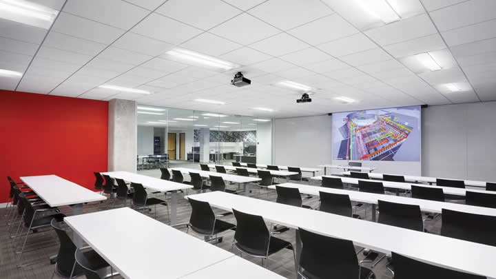FluxGrid Meeting Room