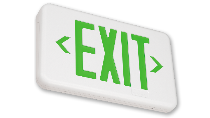 Philips Chloride Compac LED exit sign CLX