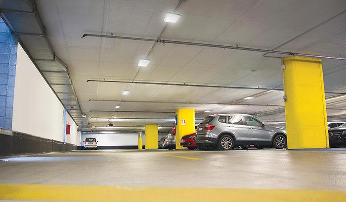 Garage & canopy