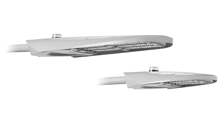 Philips Lumec RoadStar LED architectural roadway luminaires