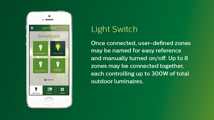 Light Switch App Capture