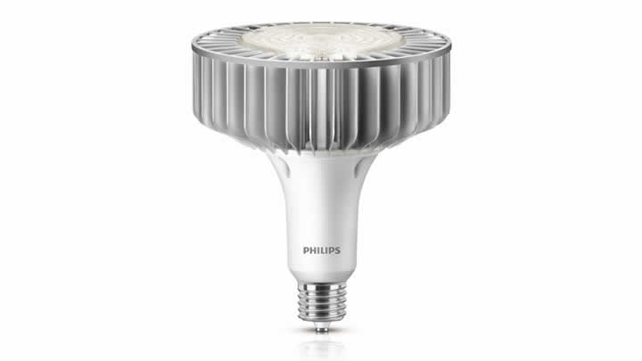 Philips TrueForce high lumen post top lamps