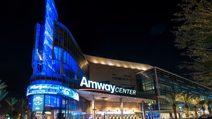 Amway Center Spire Icon