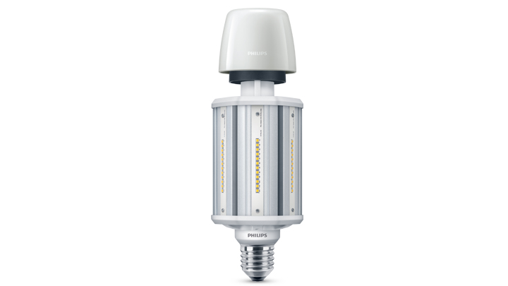 Philips connector lamp