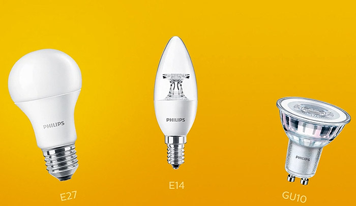 light bulb types