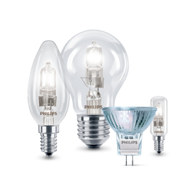 Philips Halogen bulbs product collection